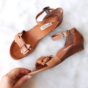 Paul Green | Lexi Wedge Bow Sandal